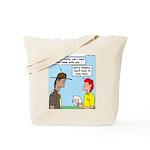 Pet Tick Tote Bag