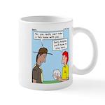 Pet Tick Mug