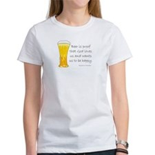 Beer is Proof... Tee