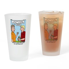 Potable Water Drinking Glass