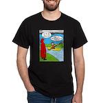 Campsite Canoeing Dark T-Shirt