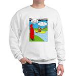 Campsite Canoeing Sweatshirt