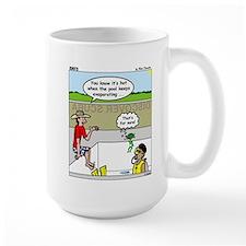 Hot SCUBA Mug