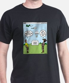 Lunch Airlift T-Shirt
