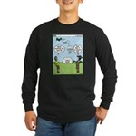 Lunch Airlift Long Sleeve Dark T-Shirt