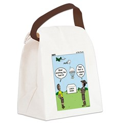 Lunch Airlift Canvas Lunch Bag