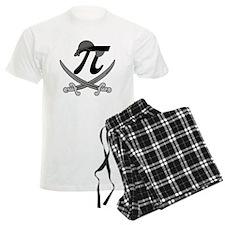 Pi - Rate Greyscale Pajamas