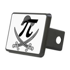 Pi - Rate Greyscale Hitch Cover