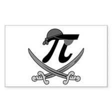 Pi - Rate Greyscale Decal