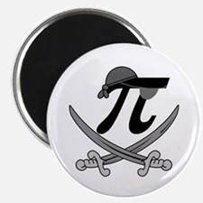 Pi - Rate Greyscale Magnet
