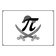 Pi - Rate Greyscale Banner