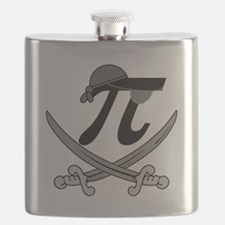 Pi - Rate Greyscale Flask