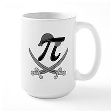 Pi - Rate Greyscale Mug