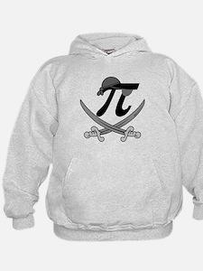 Pi - Rate Greyscale Hoodie