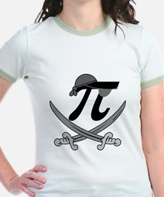 Pi - Rate Greyscale T