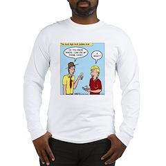 New Technology Long Sleeve T-Shirt