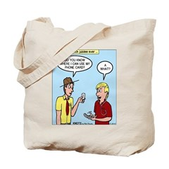 New Technology Tote Bag