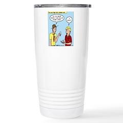 New Technology Travel Mug