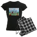 Jamboree Gateway Women's Dark Pajamas