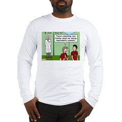 Atomic Energy Long Sleeve T-Shirt