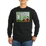 Atomic Energy Long Sleeve Dark T-Shirt