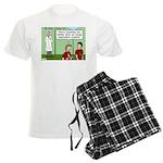 Atomic Energy Men's Light Pajamas