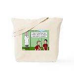 Atomic Energy Tote Bag