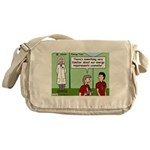 Atomic Energy Messenger Bag