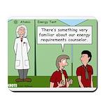 Atomic Energy Mousepad