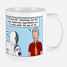 Space Exploration Mug