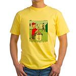 Jamboree Washing Machine Yellow T-Shirt