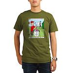 Jamboree Washing Machine Organic Men's T-Shirt (da