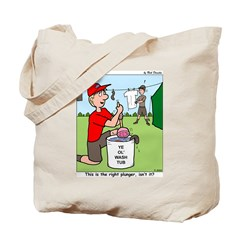 Jamboree Washing Machine Tote Bag