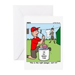 Jamboree Washing Machine Greeting Cards (Pk of 20)