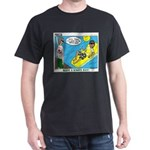 Smile Swim Dark T-Shirt