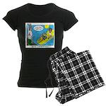 Smile Swim Women's Dark Pajamas