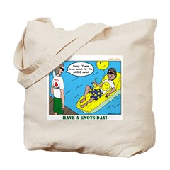 Smile Swim Tote Bag