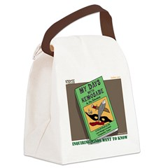 Indian Lore Canvas Lunch Bag