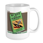 Indian Lore Large Mug