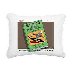 Indian Lore Rectangular Canvas Pillow