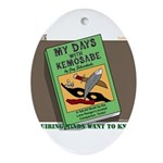 Indian Lore Ornament (Oval)