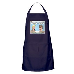 Genealogy Apron (dark)