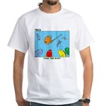 Hooked on Scouts White T-Shirt