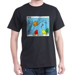 Hooked on Scouts Dark T-Shirt