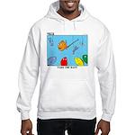 Hooked on Scouts Hooded Sweatshirt