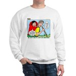 Backpacking Surprise Sweatshirt