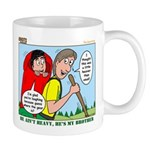 Backpacking Surprise Mug