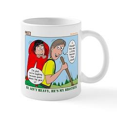 Backpacking Surprise Mug