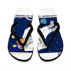 Great Outdoors Flip Flops