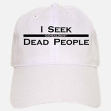 I Seek Dead People Cap